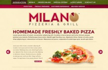 Milano Website